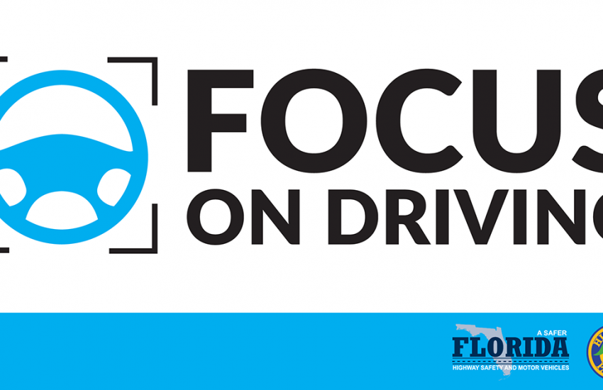 DHSMV Urges Floridians and Visitors to Focus on Driving