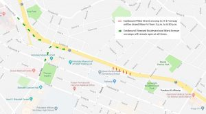 Department of Transportation | Eastbound Piikoi Street onramp to close during weekday afternoon commute hours