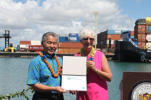 Department of Transportation | State waterways receive official designation as the Daniel K. Akaka Marine Highway