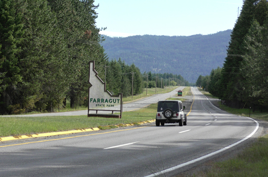 Highway sealcoats to take place this July throughout North Idaho