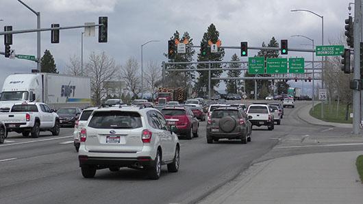 Ramps at Northwest Boulevard in CDA scheduled for closures next week