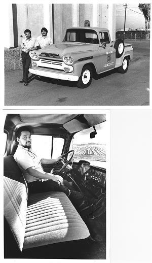 Little truck Newsbeat Dec. 1988