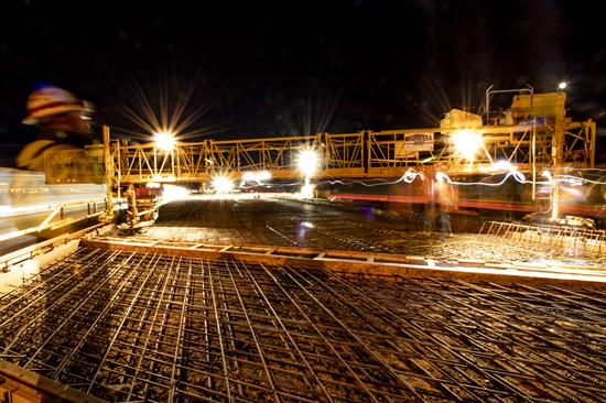2018-12-18 - I-10 and Earley Road Deck Pour_1