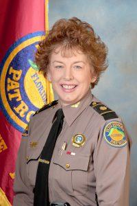 Major Eileen Powell