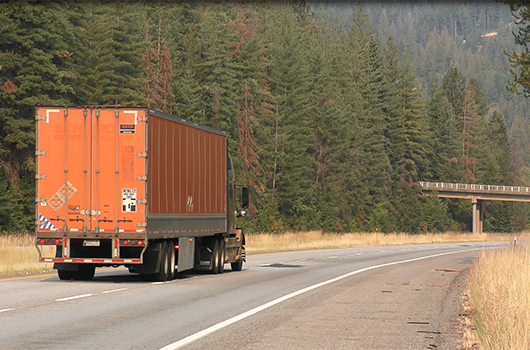 Hazard trees to be removed on I-90 near Fourth of July Pass later this month