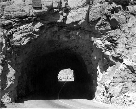 Claypool-Tunnel