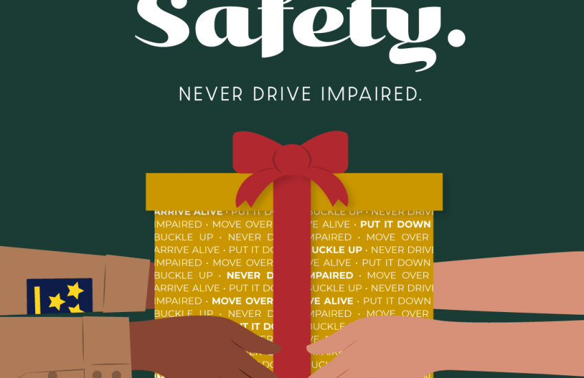 Give the Gift of Safety this Holiday Season