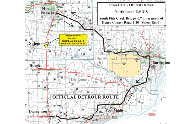 South Fish Creek Detour(V.2)