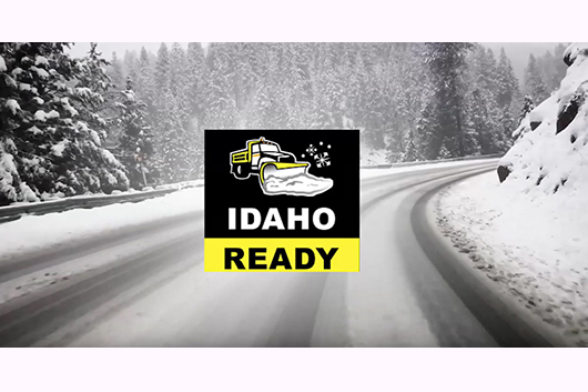 ITD launches annual winter driving safety campaign in advance of Thanksgiving travel