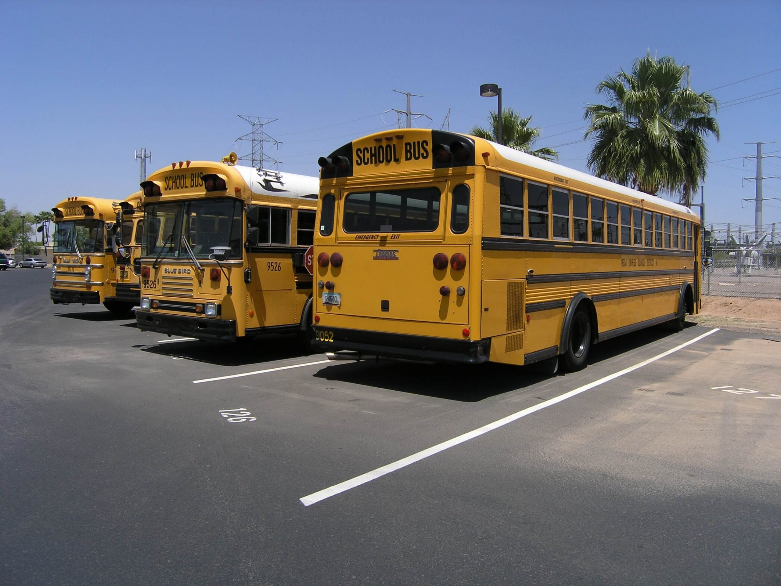 School Buses as the Largest Transit System in the US