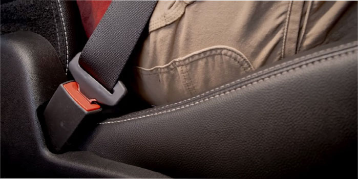 More than1,200cited intwo-week long effort to increase seat belt use
