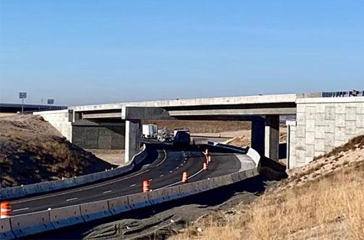Image of I-84/86 Interchange